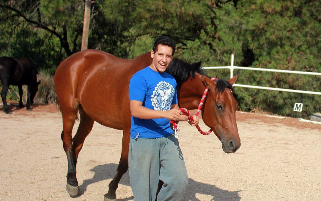 22 de julio en Menorca – Coaching con Caballos para Adolescentes
