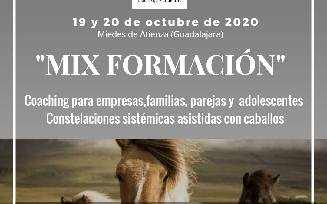 19 y 20 de octubre de 2020 – MIX DE FORMACIÓN